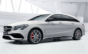CLA 45 Shooting Brake